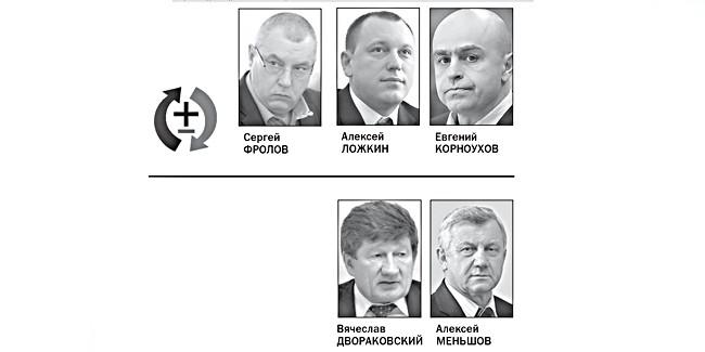 Сергей ФРОЛОВ стал и. о. мэра Омска