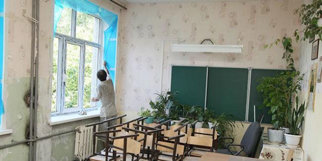 Наремонт омских образовательных учреждений выделят еще 350 млн.