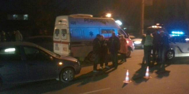 ВОмской области погибли два пешехода, перебегавшие дорогу