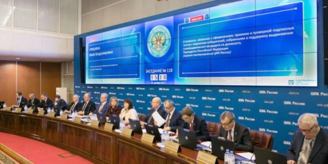ЦИК отказал Алексею Навальному вучастии вПрезидентских выборах