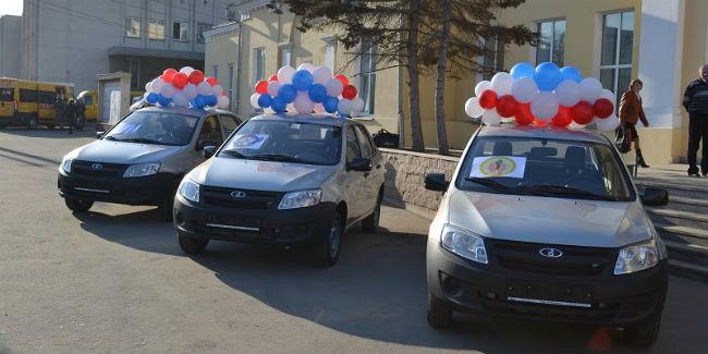 Омским педагогам запобеду вконкурсе вновь станут вручать автомобили
