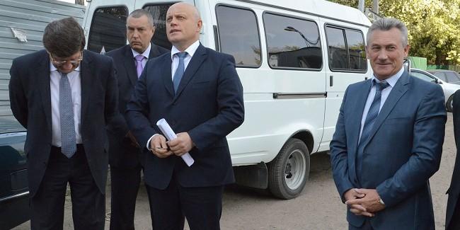 ГРЕБЕНЩИКОВ подал документы навыборы главы города Омска