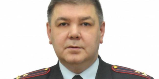 Коломиец представил нового заместитель начальника омской милиции