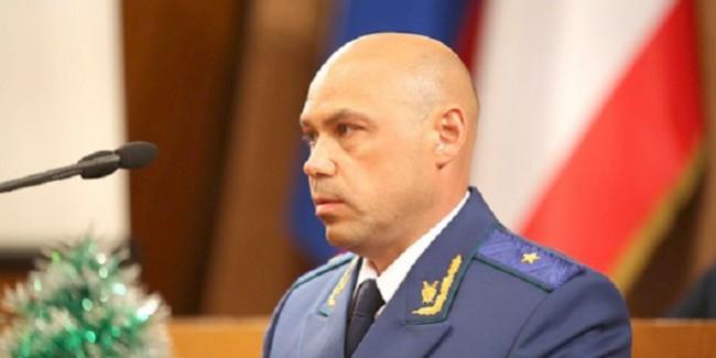 Владимир Путин назначил нового обвинителя Крыма