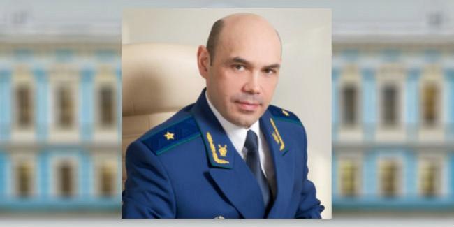 ГенпрокурорРФ внес кандидатуру надолжность обвинителя Крыма