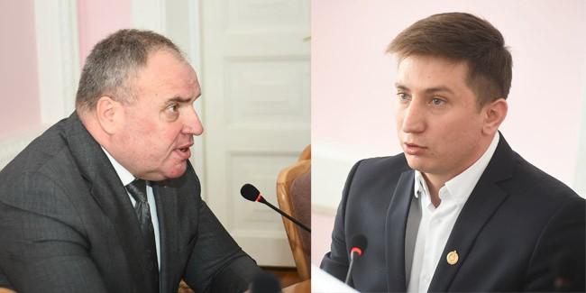 КУПРИЯНОВ и ЕРОШЕВИЧ снялись с выборов мэра