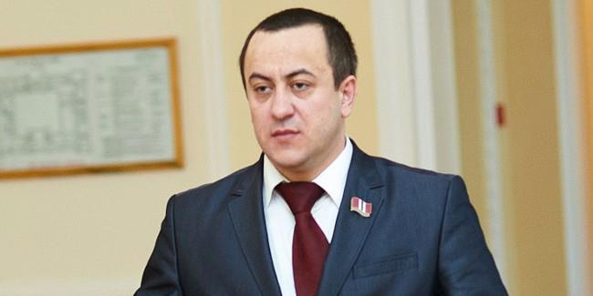 Малькевич стал одним иззаместителей Тетянникова вомском отделении «Единой России»