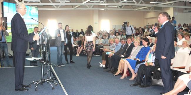 Александр Бурков объявил о готовности стать Омским губернатором