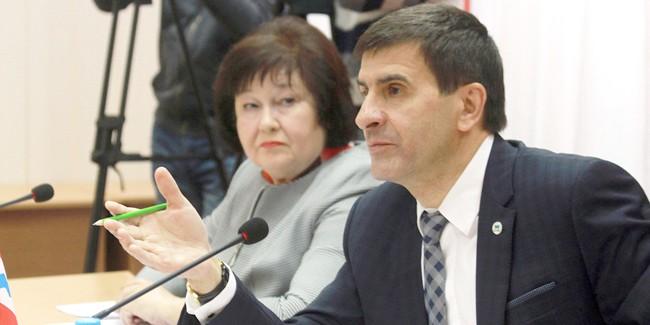 Общественники видят потенциальными мэрами Омска Виктора ЖАРКОВА, Игоря ЗУГУ, Игоря АНТРОПЕНКО и Валерия БОЙКО