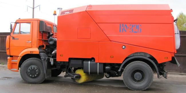 Мэрия Омска купит 5 подметально-уборочных машин уООО«Компания СИМ-авто»