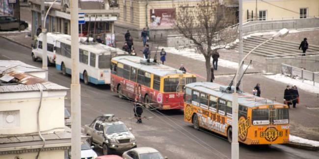 Администрация Омска объявила конкурс на улучшение маршрутной сети