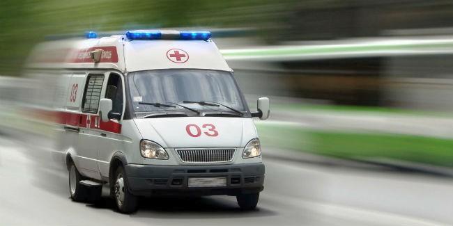 ВОмске около хлебозавода ВАЗ врезался вмаршрутку, пострадали три человека