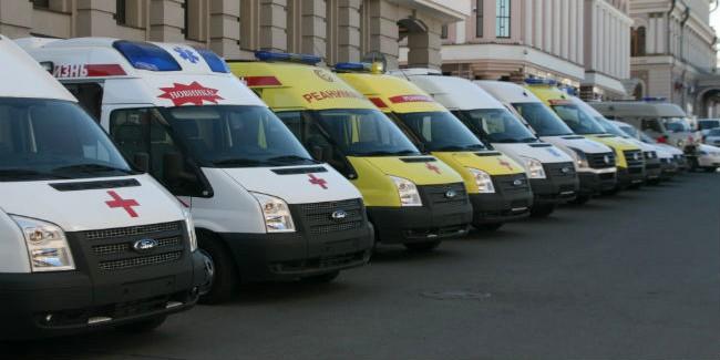 Брянск получит 13 новых машин скорой помощи