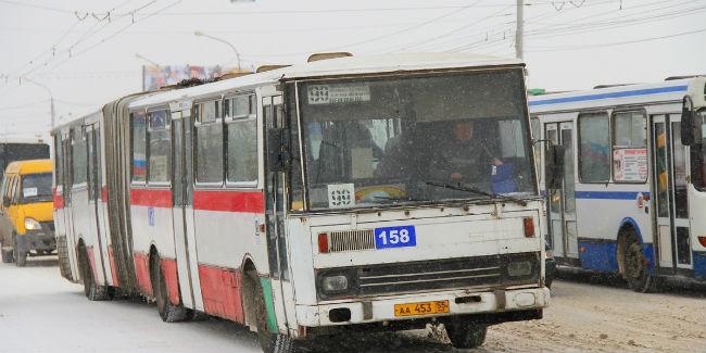 В Омске возродили автобусный