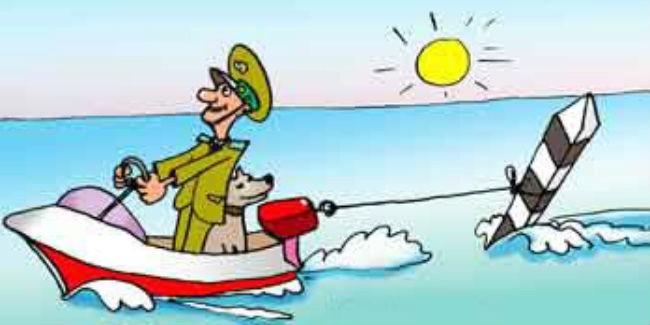 С днём морского пограничника поздравления