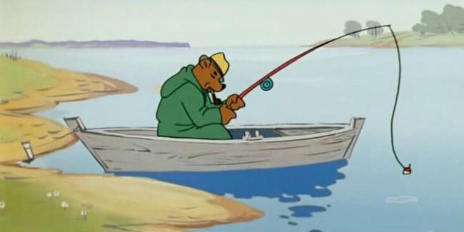 Ловим рыбу мульт