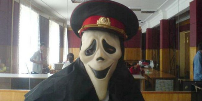 ВОмске арестован следователь милиции Павел ЮРЧЕНКО