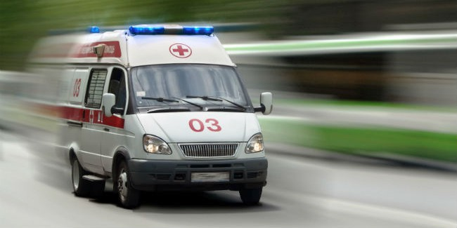 Натрассе Омск— Муромцево умер пошедший наобгон шофёр