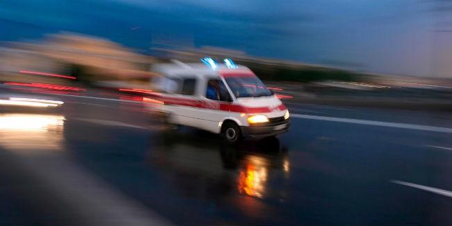 Омичка на Тойота RAV-4 врезалась натрассе в«девятку»— трое пострадали