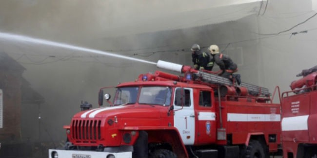ВОмской области вместе сдомом сгорел его хозяин