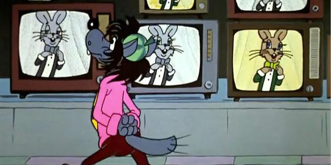 В «детских вагонах» омских электричек повесили мониторы для показа мультфильмов ифильмов