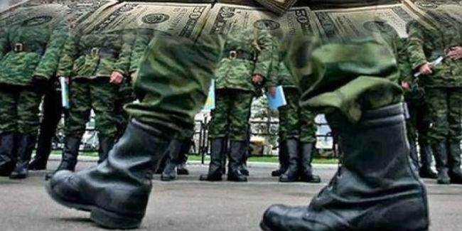 Омские военные за20 тыс. «отмазали» призывника отармии
