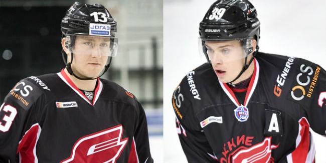 Омские хоккейные болельщики выбрали наилучших игроков сезона