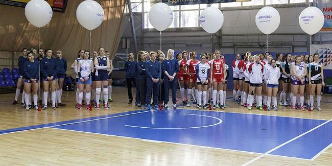 Тула принимает финал чемпионата РФ поволейболу ввысшей лиге «Б»