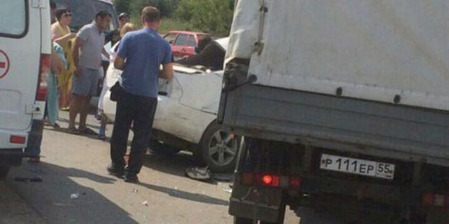 ВОмске под суд пойдет велосипедист, из-за которого погибло 2 человека