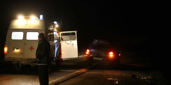 ВДТП под Омском умер 37-летний пассажир ВАЗа