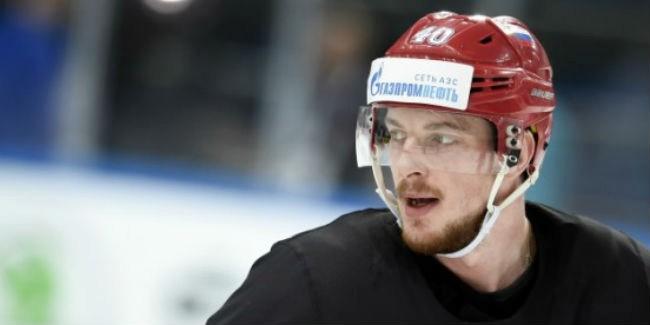 Воспитанник омского хоккея Сергей КАЛИНИН подписал договор  спитерским СКА