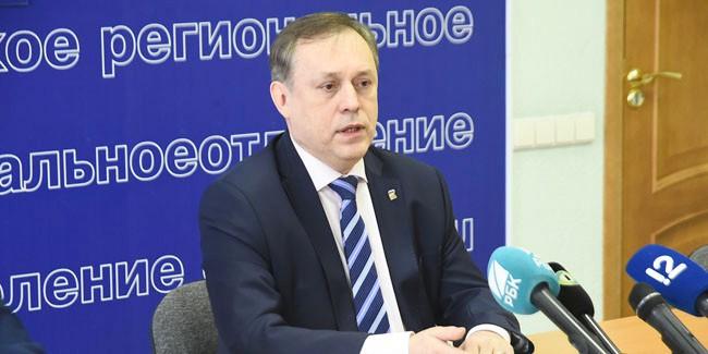 Заместителем главы города Омска назначен Юрий Тетянников