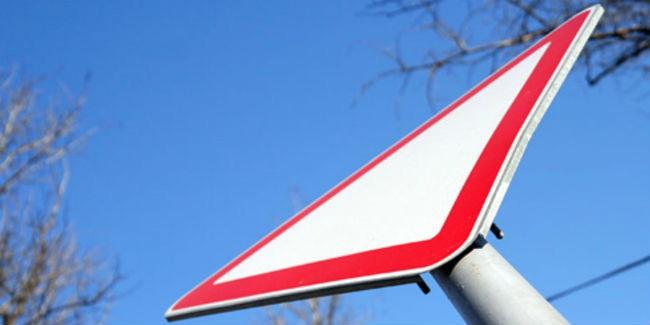 ДТП вОмске наперекрестке уПушкина— столкнулись две иномарки