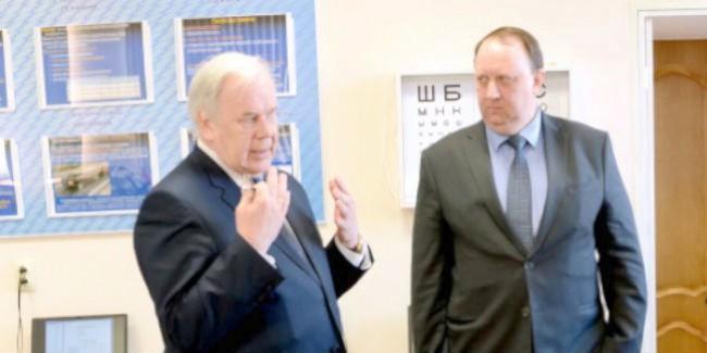 Прежнего ректора омского университета обвиняют вприсвоении неменее четырех млн руб.