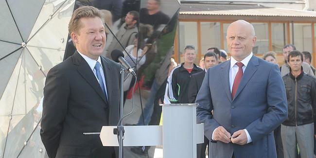 Президент Путин наградил прежнего губернатора Омской области Назарова