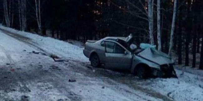 Омская автоледи погибла влобовой трагедии сМАЗом