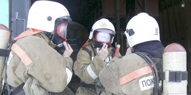 МЧС: пожар вдоме вОмске ликвидирован