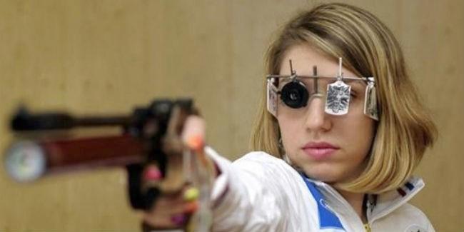 Алтайский спортсмен завоевал три медали намеждународном фестивале популевой стрельбе