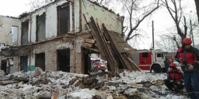 Вмэрии Омска прошла выемка документов после погибели людей под развалинами