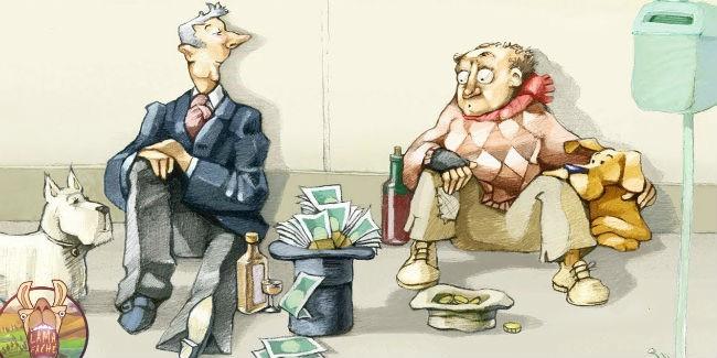 5 миллиардеров исотни миллионеров отыскала налоговая вОмской области