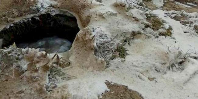 ВОмской области 3-летняя девочка утонула вяме для уток