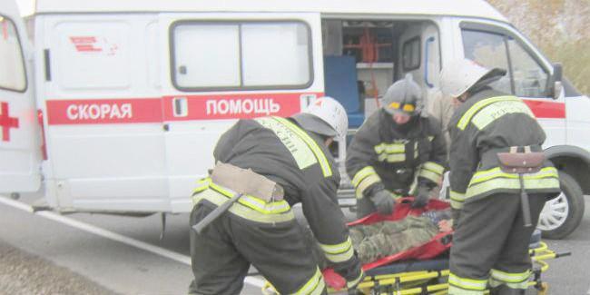 Натрассе Омск-Тюмень насмерть разбился мужчина