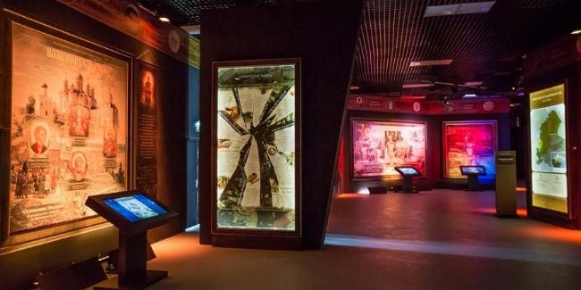 Вход вомский исторический парк остается бесплатным