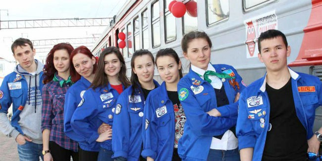 ПоОмской области проедет поезд «Знание»
