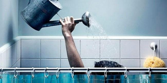 ВКиеве без горячего водоснабжения остаются более тысячи домов