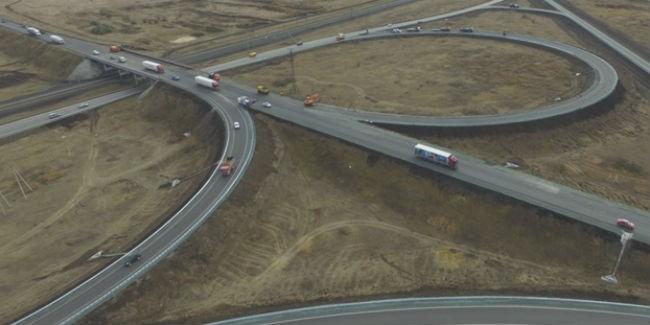 Дорожники закончили ремонт дороги Омск