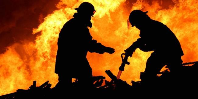 Руководство Омской области окажет материальную помощь семье, пострадавшей отпожара