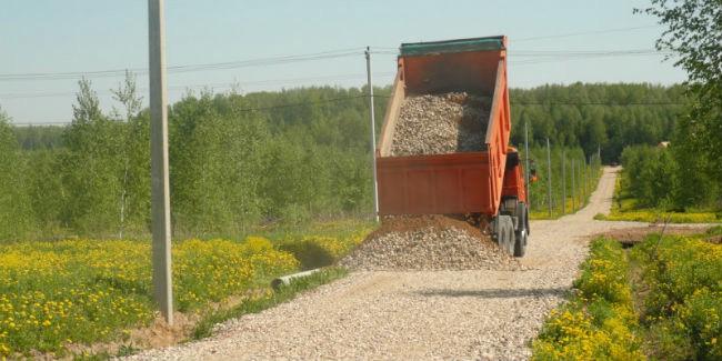 ВОмской области достроили 4 новые дороги