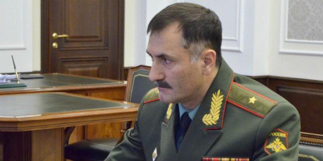 Генерал-майор Хеирбеков, работавший вСирии, возглавил омский автобронетанковый университет