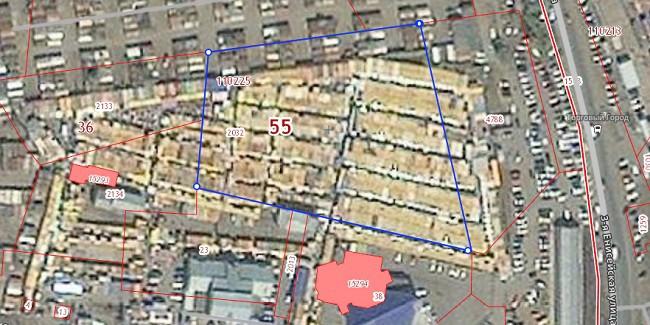 Ваукционе нааренду площадки «Торгового города» вОмске победил столичный «Аргумент»